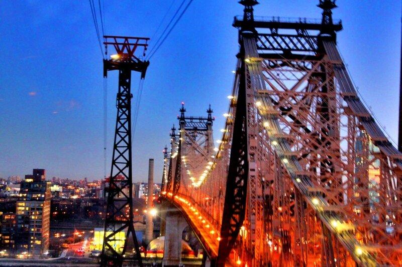 Мост острова Рузвельта