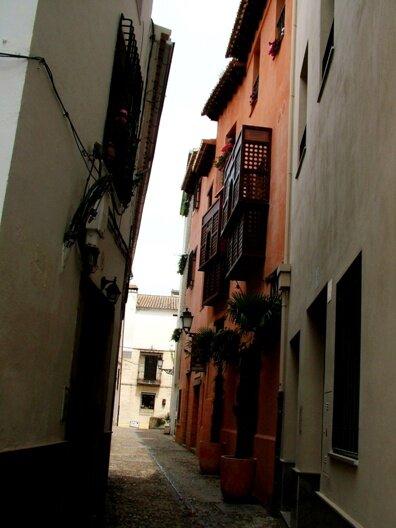 Путь к хаммаму