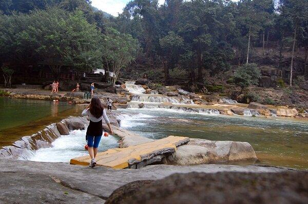 водопад Янг бей, Нячанг