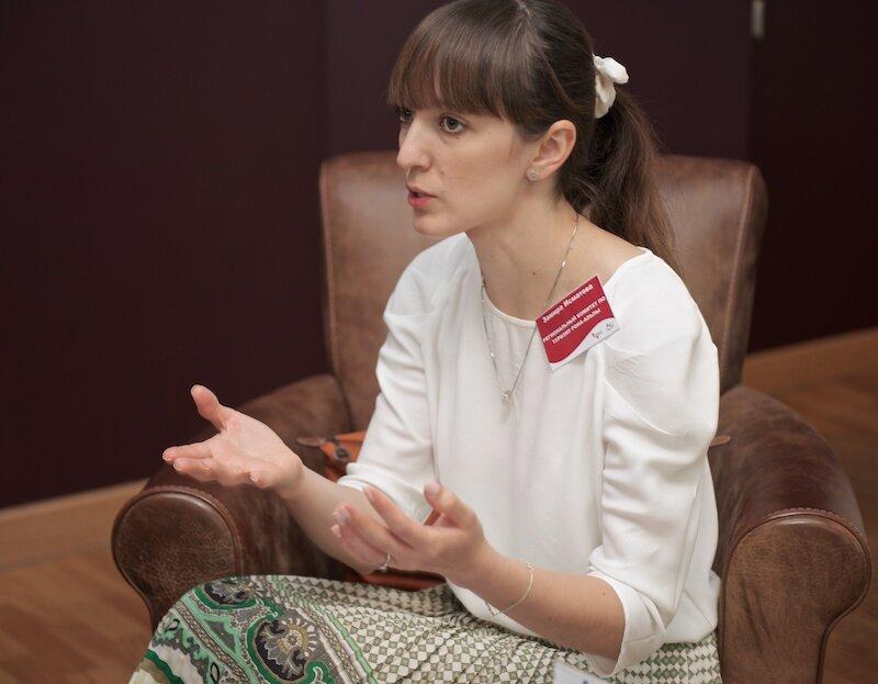 Исматова Замира
