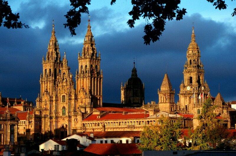 Кафедральный собор Сантиаго