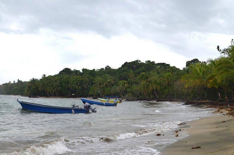 Пляж Мансанильо, Коста-Рика