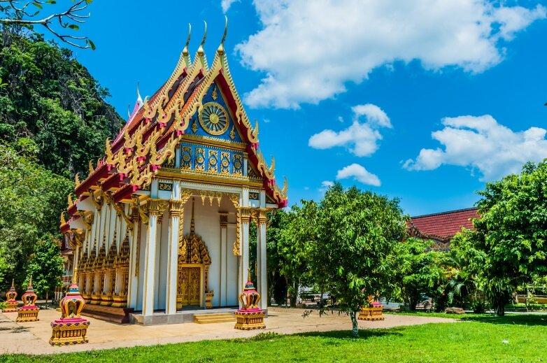 Храм Суван Куха