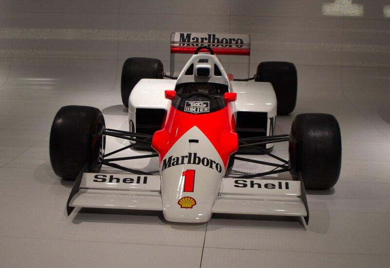 Болид класса Формула-1