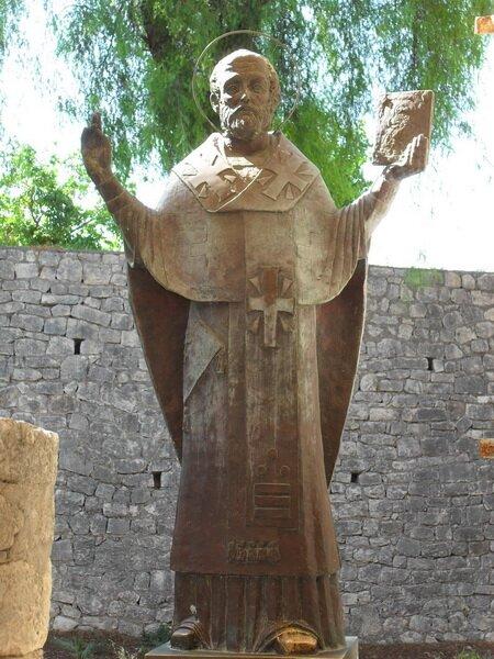 Святой Николай в Турции