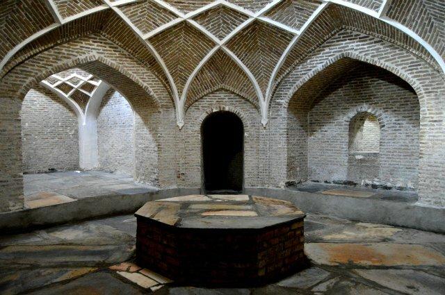 Главная комната хамама
