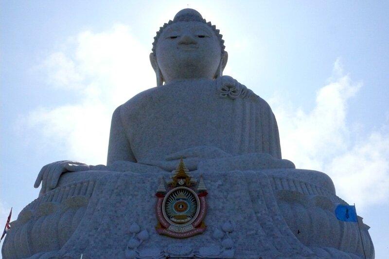 Большой Будда, Пхукет