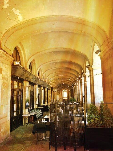 Ресторан 7 Portes в Барселоне