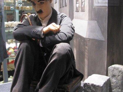 Музей Чарли Чаплина откроется в Швейцарии