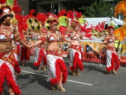 Доминикана готовится к празднованию карнавала