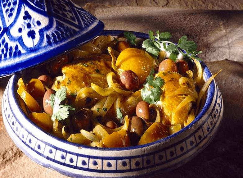 Что едят в Марокко? Марокканская кухня
