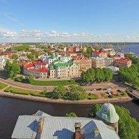 Выборг — город скандинавских и русских мотивов.