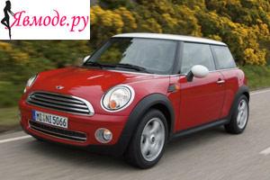 Mini Cooper (Мини Купер) женский автомобиль