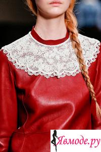 Модные воротнички 2014 – коллекция Valentino