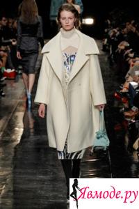 Модное пальто осень-зима 2013-2014 - Carven