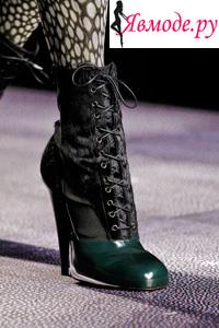 Модные ботильоны 2013 – фото и тренды на Явмоде.ру