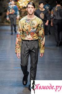 Мужская мода осень-зима 2013-2014