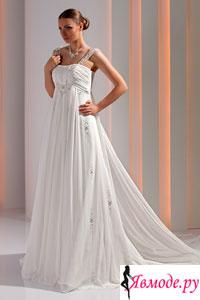 Свадебные платья в греческом стиле - фото платьев на Явмоде.ру