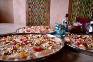 фестиваль индийской кухни «INDIAN FOOD FESTIVAL в центре аюрведы и йоги «Керала»