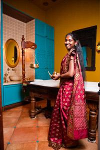 Древние рецепты красоты в центре аюрведы и йоги «Керала»