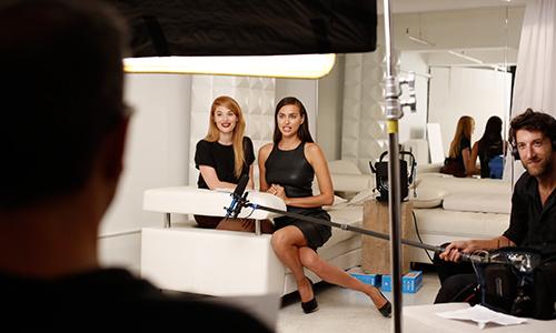 AVON стал официальным визажистом на показе коллекции Весна 2014 бренда Elizabeth and James в рамках Недели Моды в Нью-Йорке