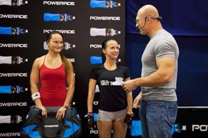 Powerade ION4 стал частью фестиваля спорта и здоровья на MIOFF - FITNESS RUSSIA 2013