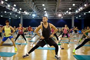 Reebok и Les Mills объявили о начале революции в мире фитнеса