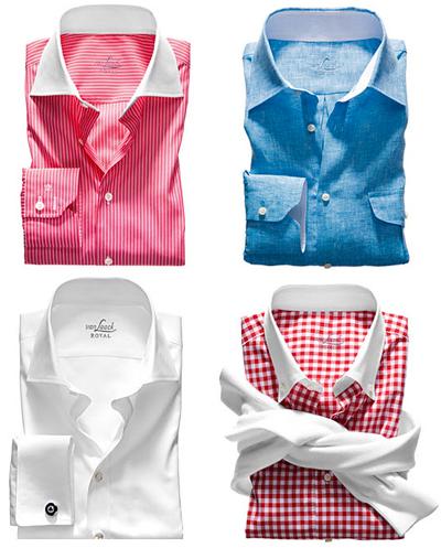 Рубашки в стиле Casual. Отступ от классики или новая классика?