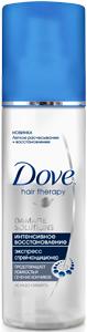 Dove представляет обновленные средства по уходу за волосами с уникальной формулой с молекулами  KERATIN ACTIVES TM