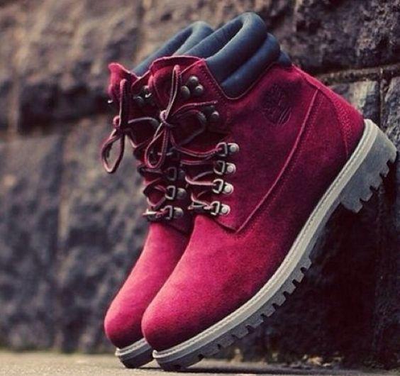 с чем носить модные ботинки тимберленды