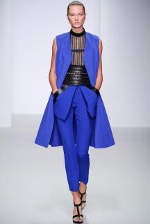 Модный пиджак 2014 года - David Koma
