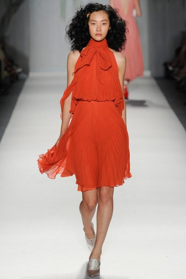 Модное платье — Jenny Packham весна-лето