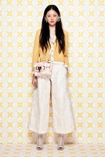Модные брюки 2014 - Moschino Cheap & Chic 2014