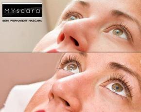 Стойкий макияж с Myscara