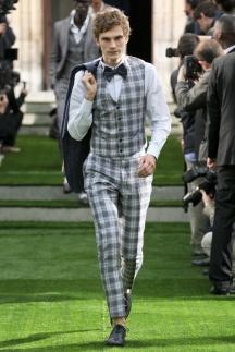 Berluti мужская мода 2014