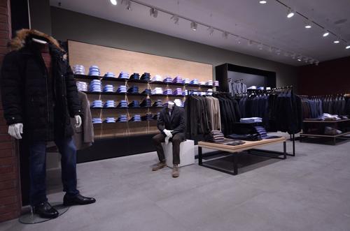 Открытие магазина Roy Robson