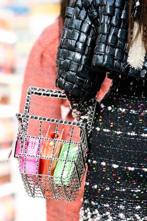 Chanel мода 2015