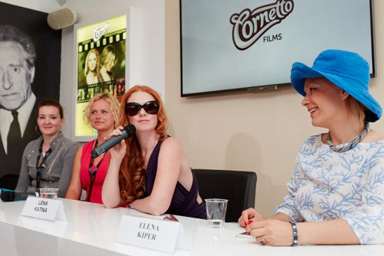 Cornetto «Прицел Купидона» были представлены на Каннском фестивале