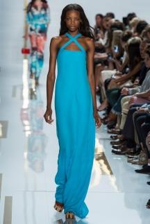 Diane_von_Furstenberg однотонное платье