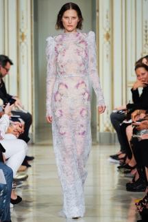 Цветочное платье Francesco-Scognamiglio