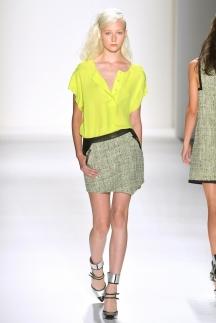 Салатовая рубашка 2014 Marissa Webb