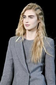 Модная прическа 2015 фото – Giorgio Armani