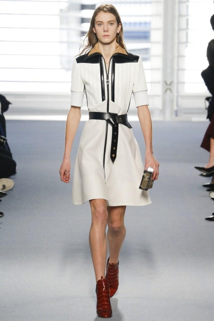 Модная рубашка 2015 на молнии – фото новинка от Louis Vuitton