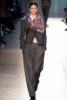 Серые модные брюки осень-зима 2014-2015 - Paul Smith