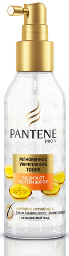 укрепляющий тоник Pantene Pro-V «Защита от потери волос»