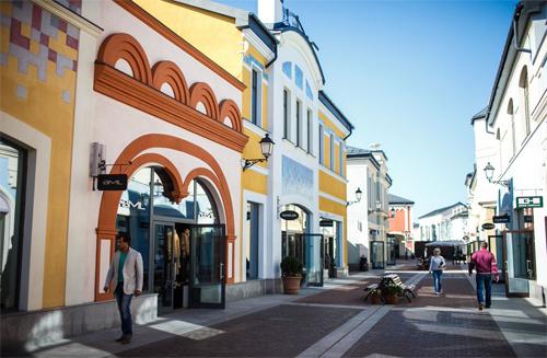 Outlet Village Белая Дача открылся мультибрендовый магазин люксовых марок Ferublu