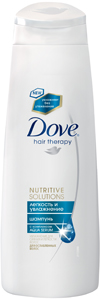 Уход за волосами от Dove