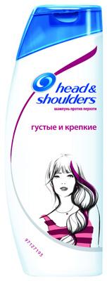 Head&Shoulders в новой дизайнерской упаковке для женщин