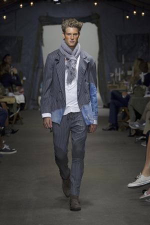 Классический мужской костюм мода 2015 – Greg Lauren