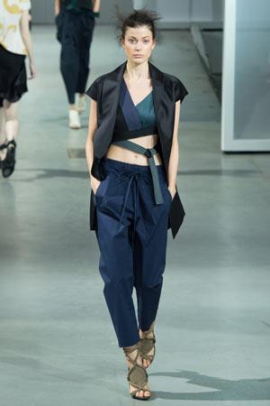 Фото модных брюк весна лето 2015 – Phillip Lim